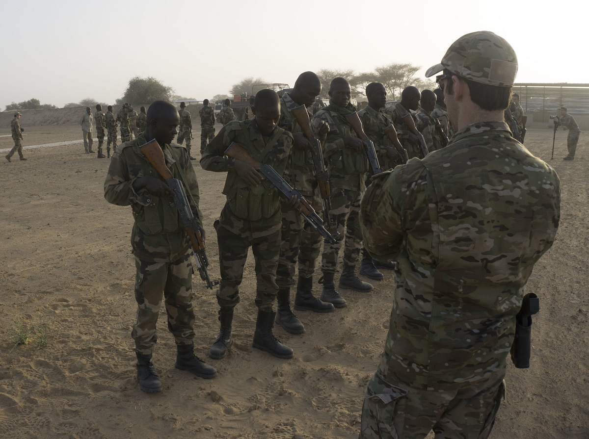 Pentagon: Niger investigation to be completed by January 2018