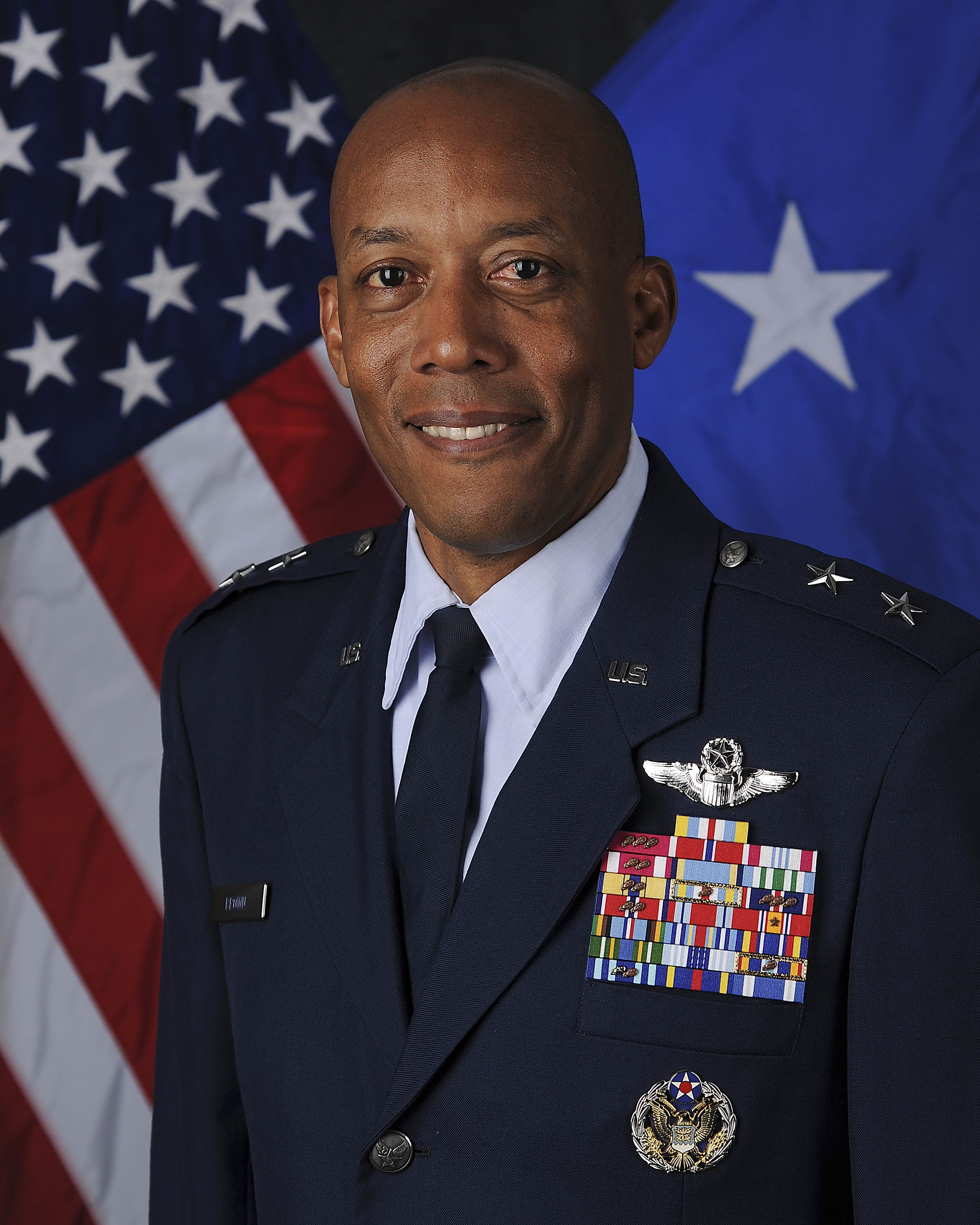 Commander for air war against ISIS nominated for CENTCOM position