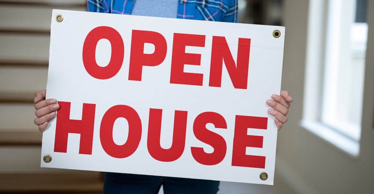 An open house might not need to be part of your home-sale process. (iStock/Getty Images)
