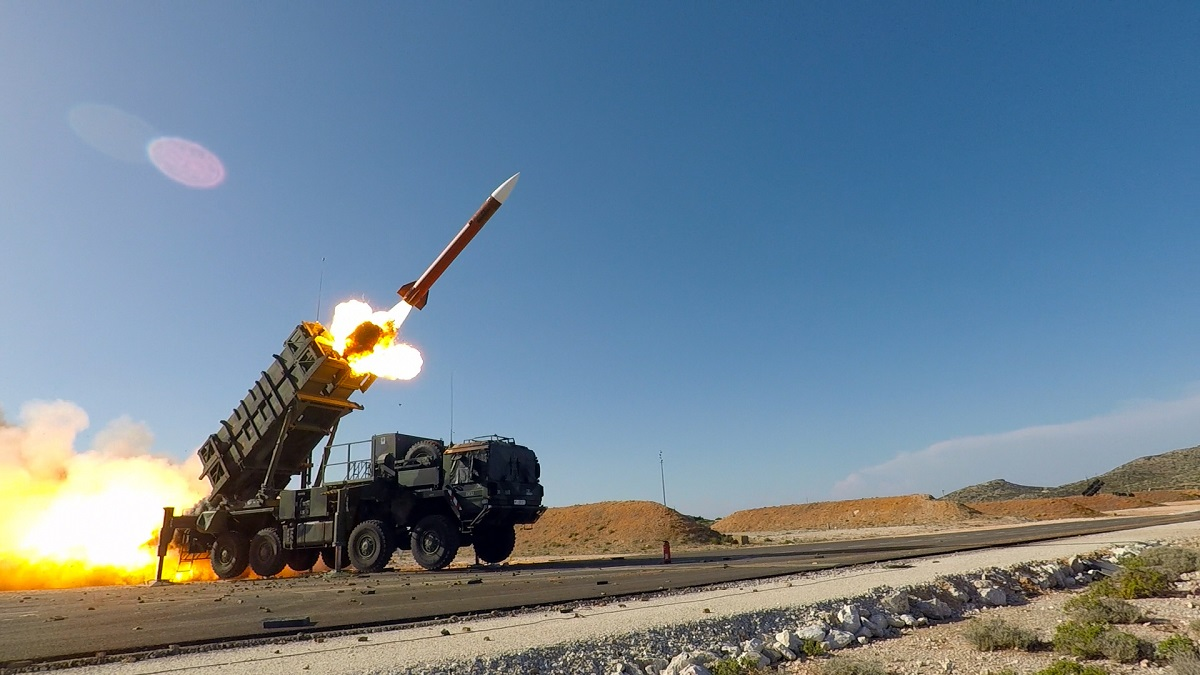The U.S. Army is planning to replace its Raytheon-made Patriot air and missile defense radar, which was first fielded in the 1980s. (Anthony Sweeney/U.S. Army)