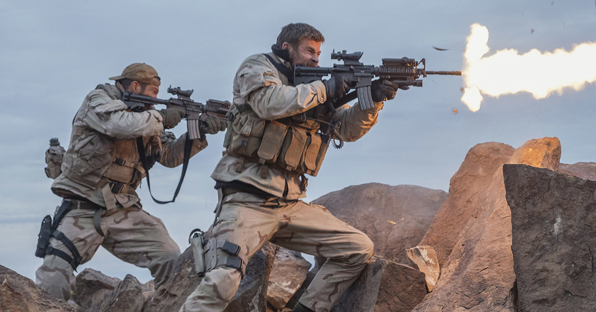 '12 Strong' review: Hemsworth leads a solid wartime film