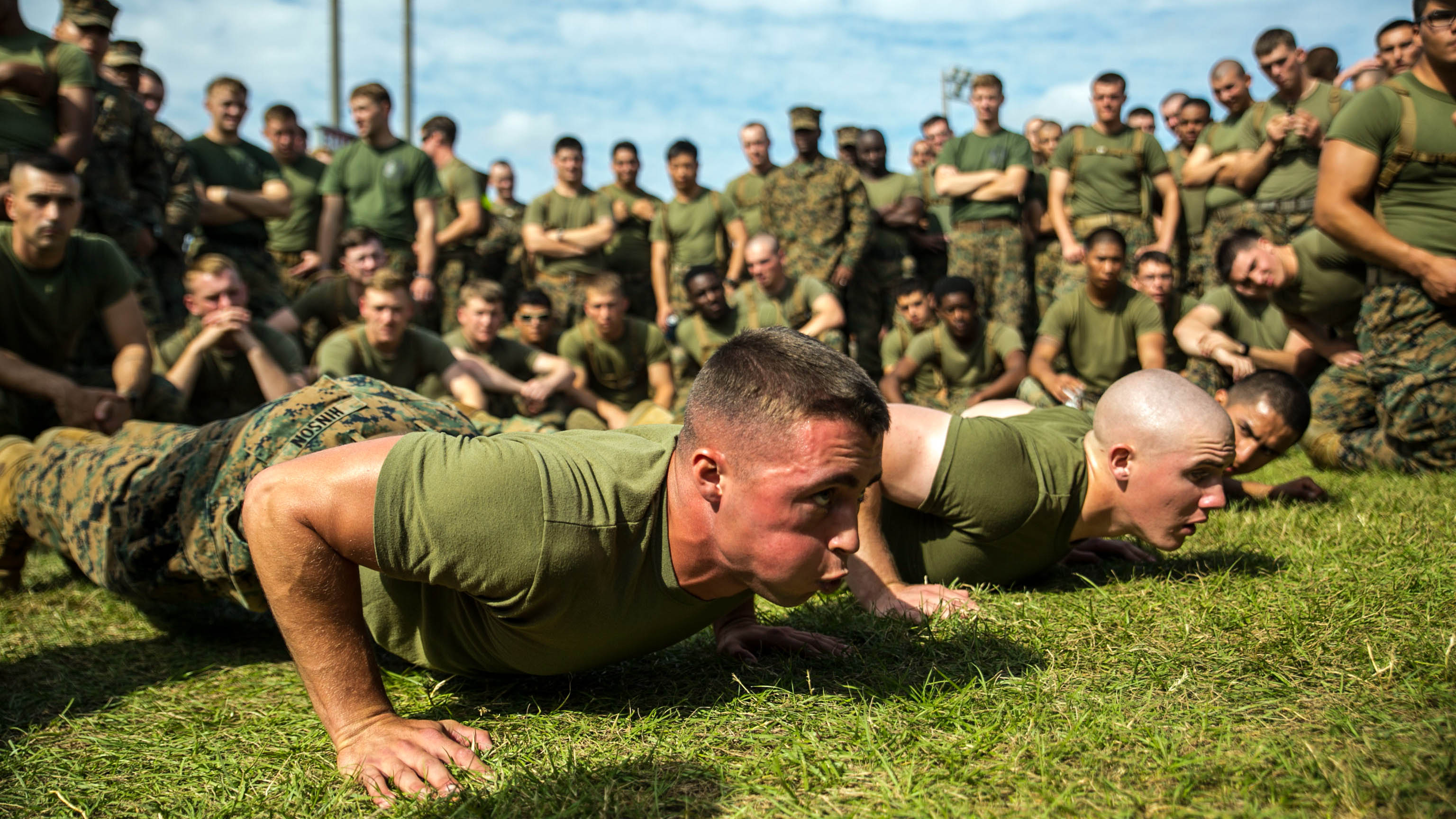 11 things Marines need to know about the new PFT, CFT and body composition rules