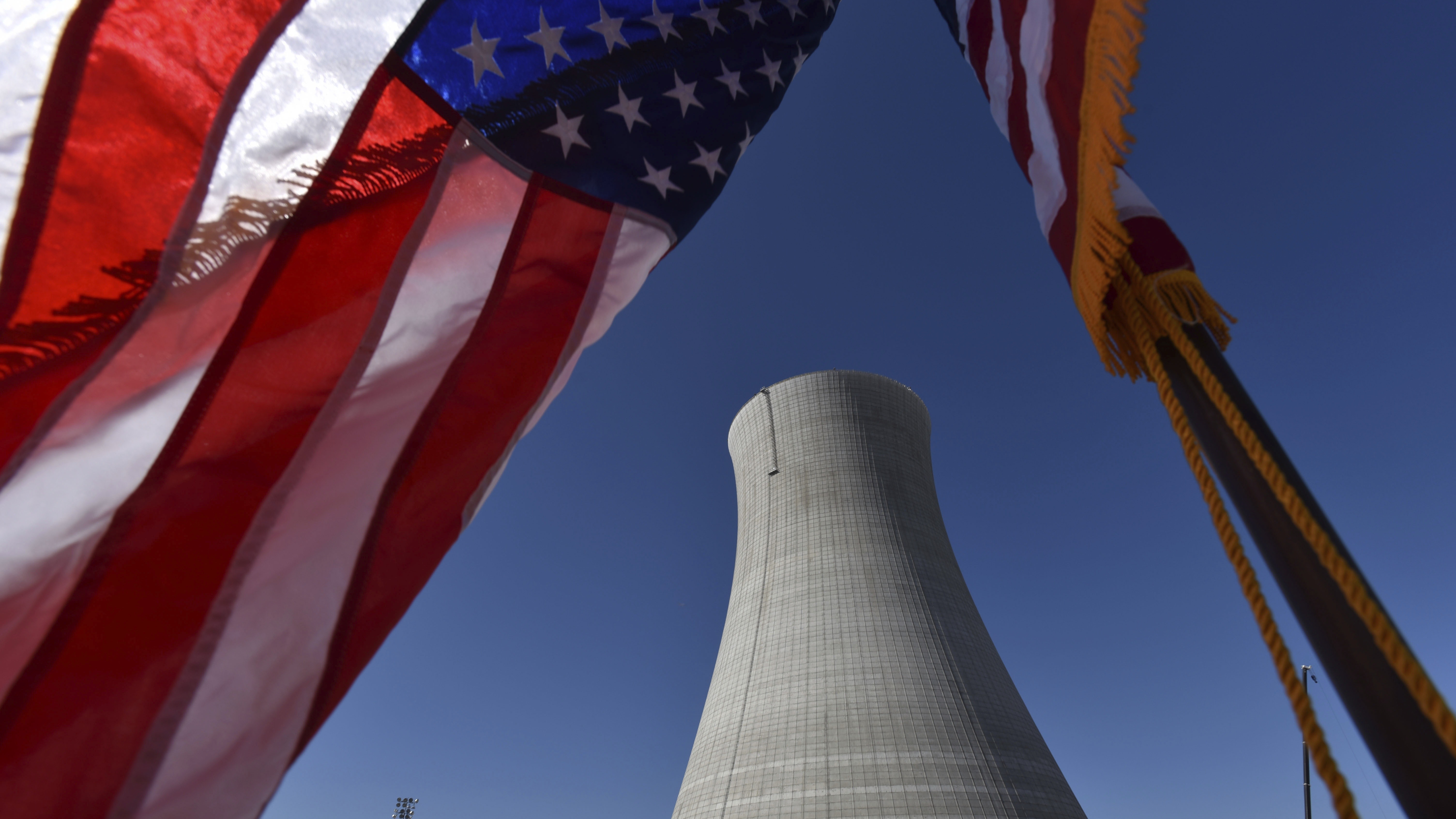 Nuclear Regulatory Commission staff recommendations made public Tuesday would reduce the time and scope of annual inspections at the nation's 90-plus nuclear power plants. Some other inspections would be cut from every two years to every three years. (Hyosub Shin/Atlanta Journal-Constitution via AP)