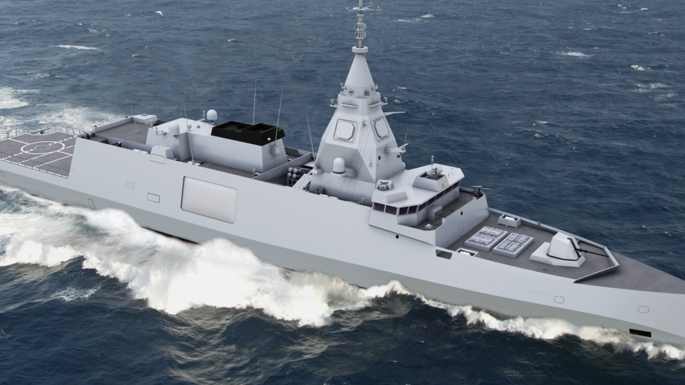 French naval contract award could be game-changer for firm