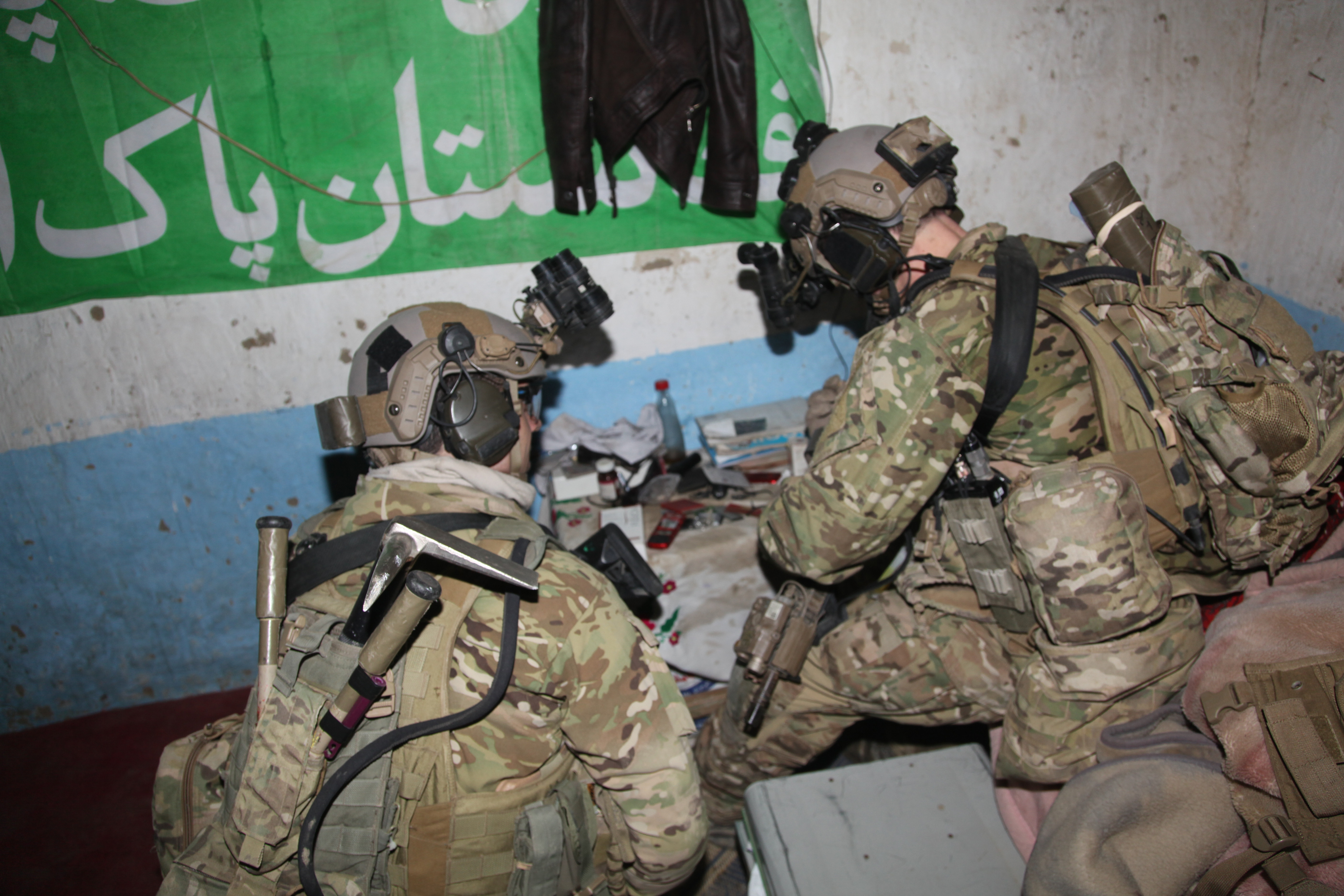 Lawmakers are adamant that funding for special operations forces not drop off as the U.S. looks deter war with China, Russia and others. (Spc. Ryan DeBooy/Army)