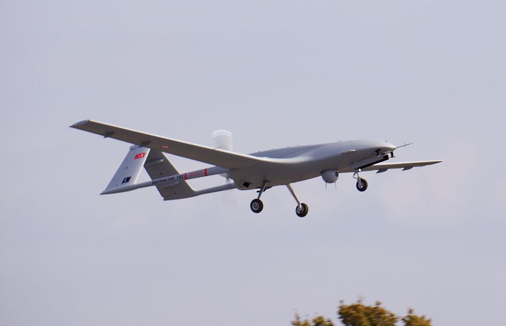 Turkey Looks to Enrich Drone Fleet
