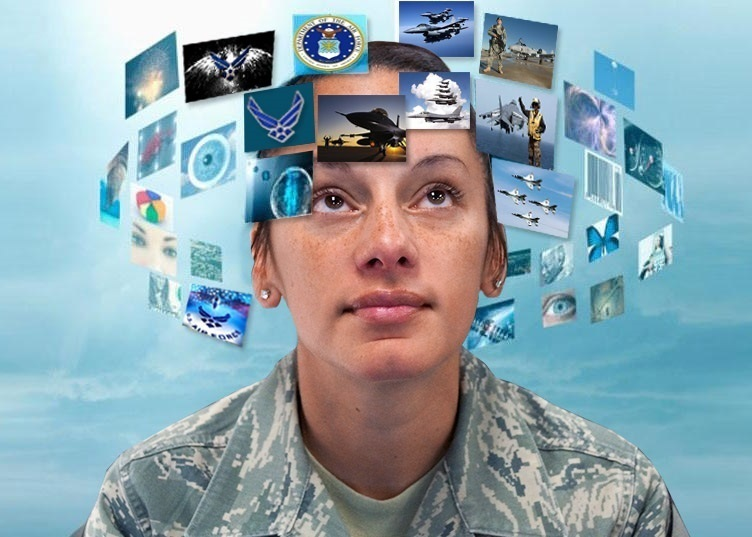 The Defense Department is looking for the best way to build its cloud-computing capability. (Quinn Jacobson/U.S. Air Force)