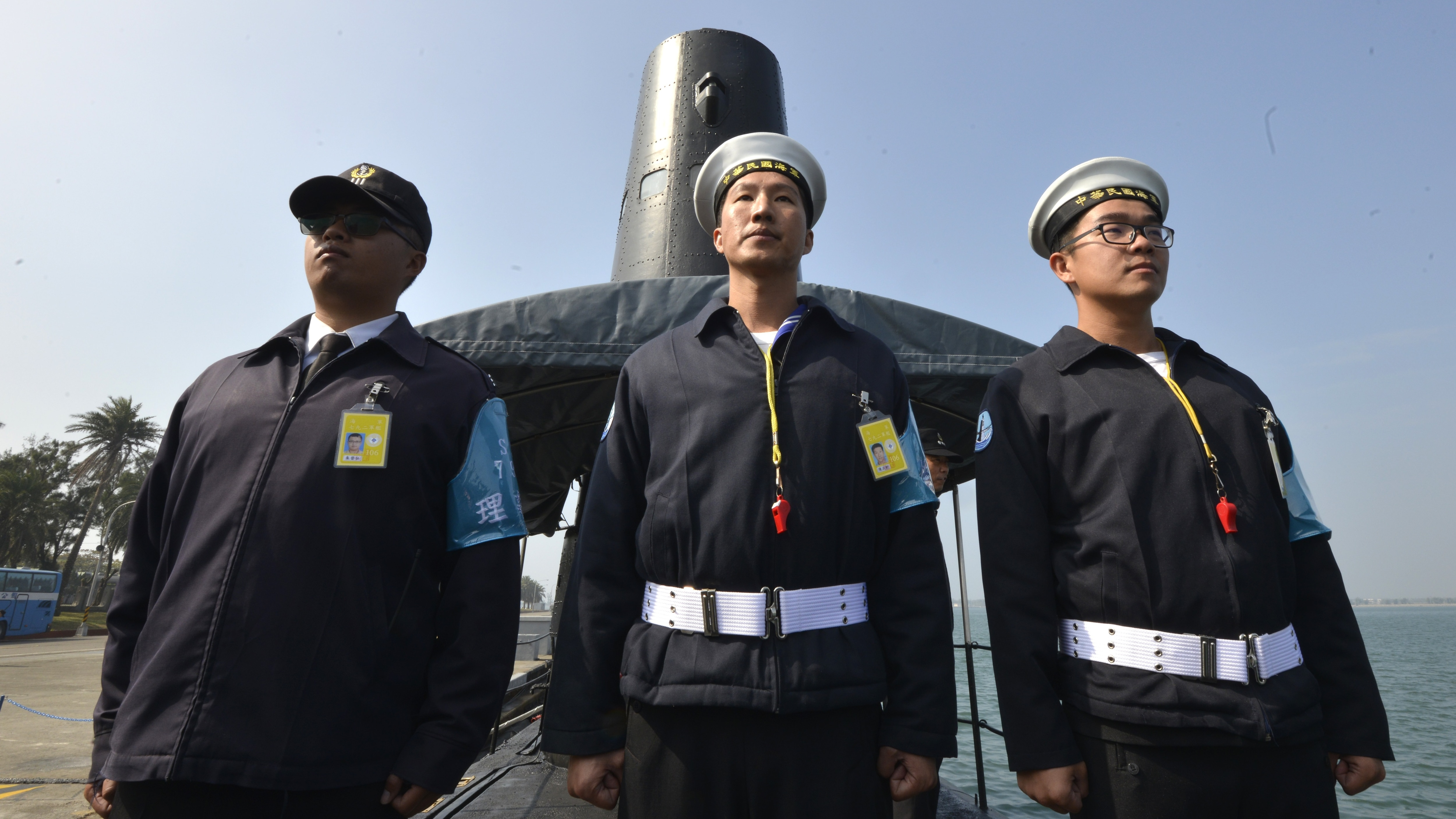 Taiwan struggles to acquire 5 types of submarine tech for local program