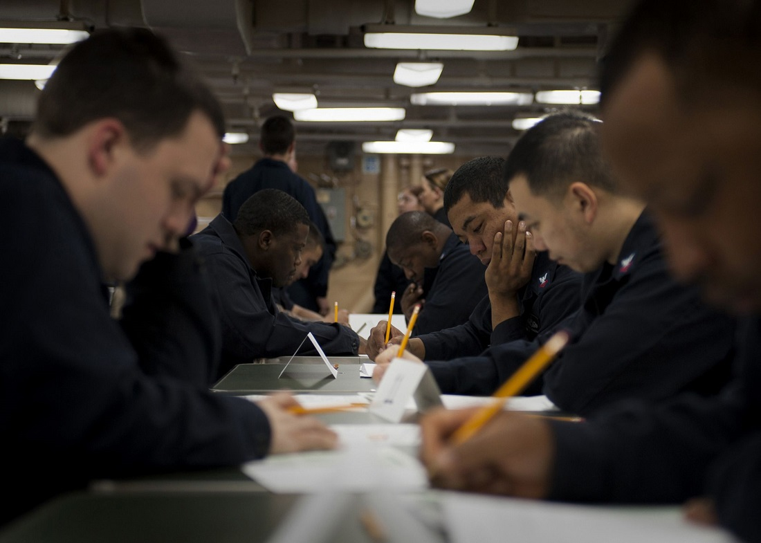 New online military knowledge test coming soon for enlisted sailors