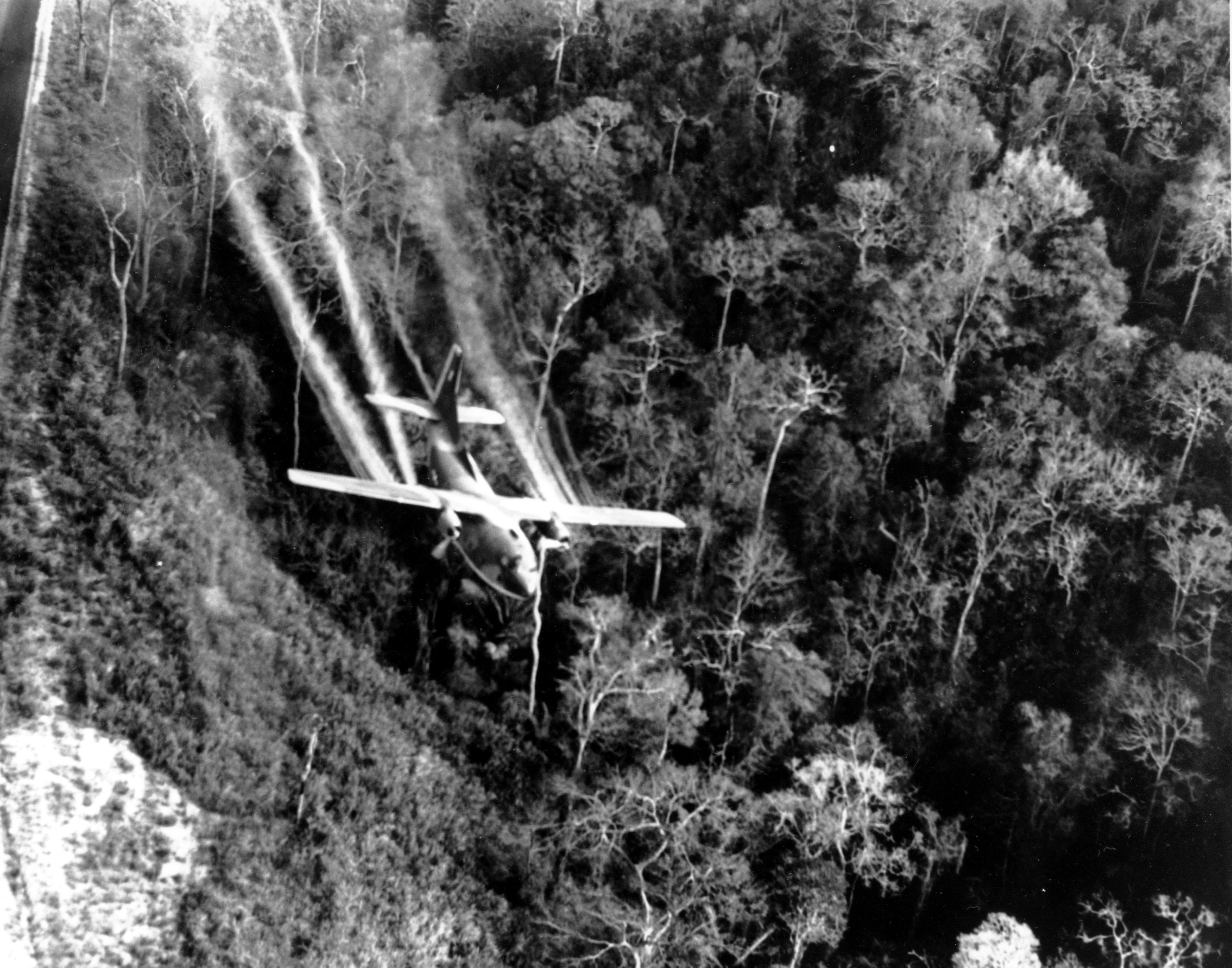 Agent Orange catching up to Vietnam veterans decades later