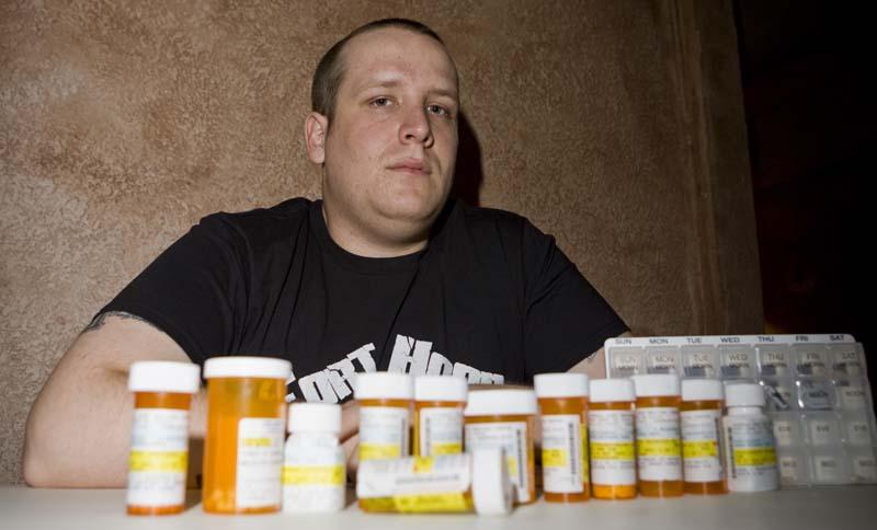 Medication ptsd