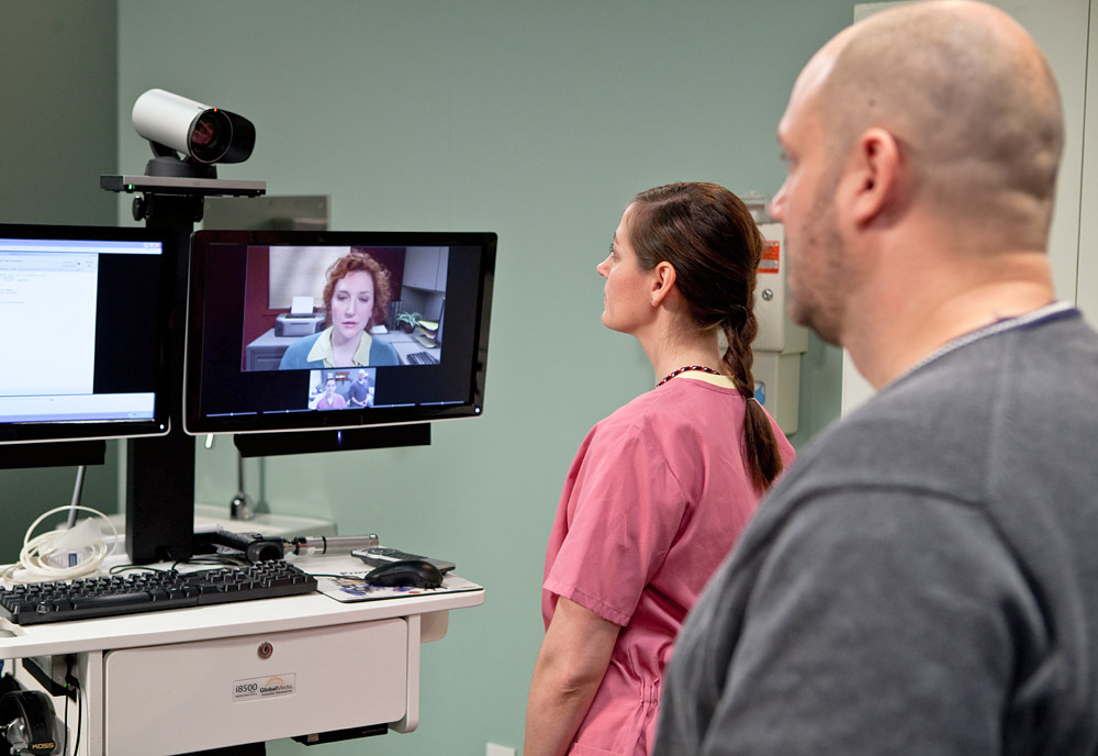 Telehealth progress requires beefed up network infrastructure