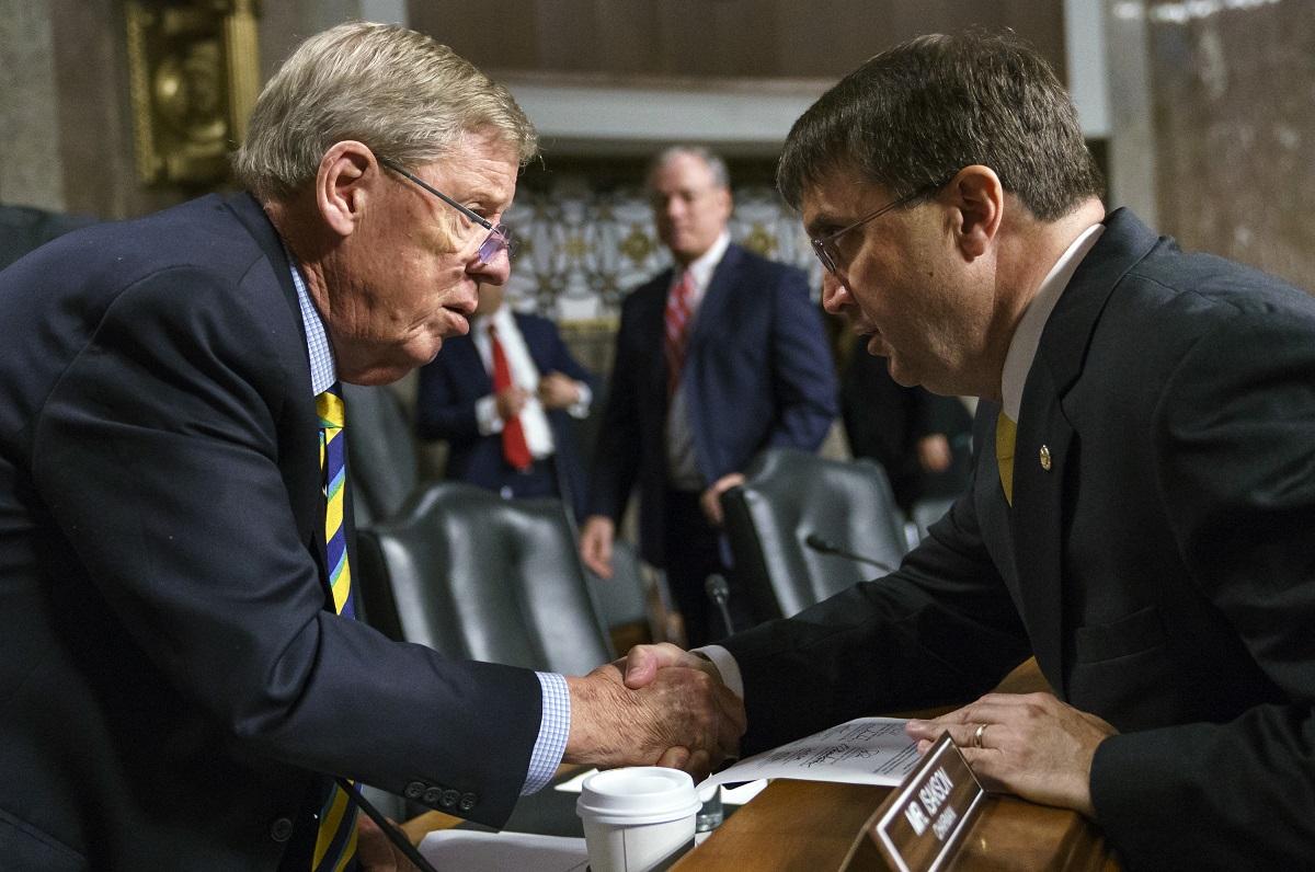 VA Secretary nominee promises protections for transgender veterans