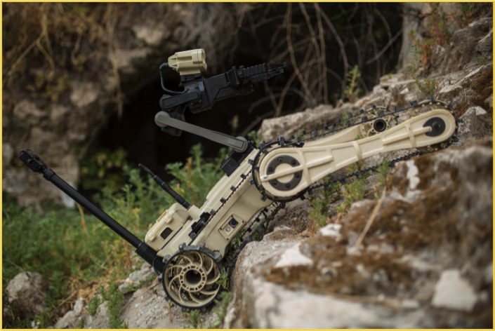 Roboteam to deliver 75 tactical robots