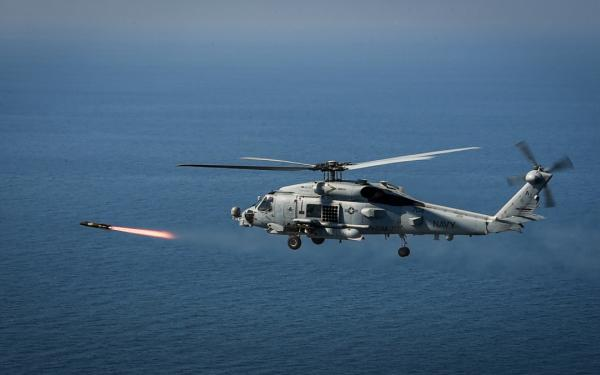 The U.S. State Department has approved the sale of seven MH-60R Seahawks to Greece. (MC1 Theodore Green/U.S. Navy)