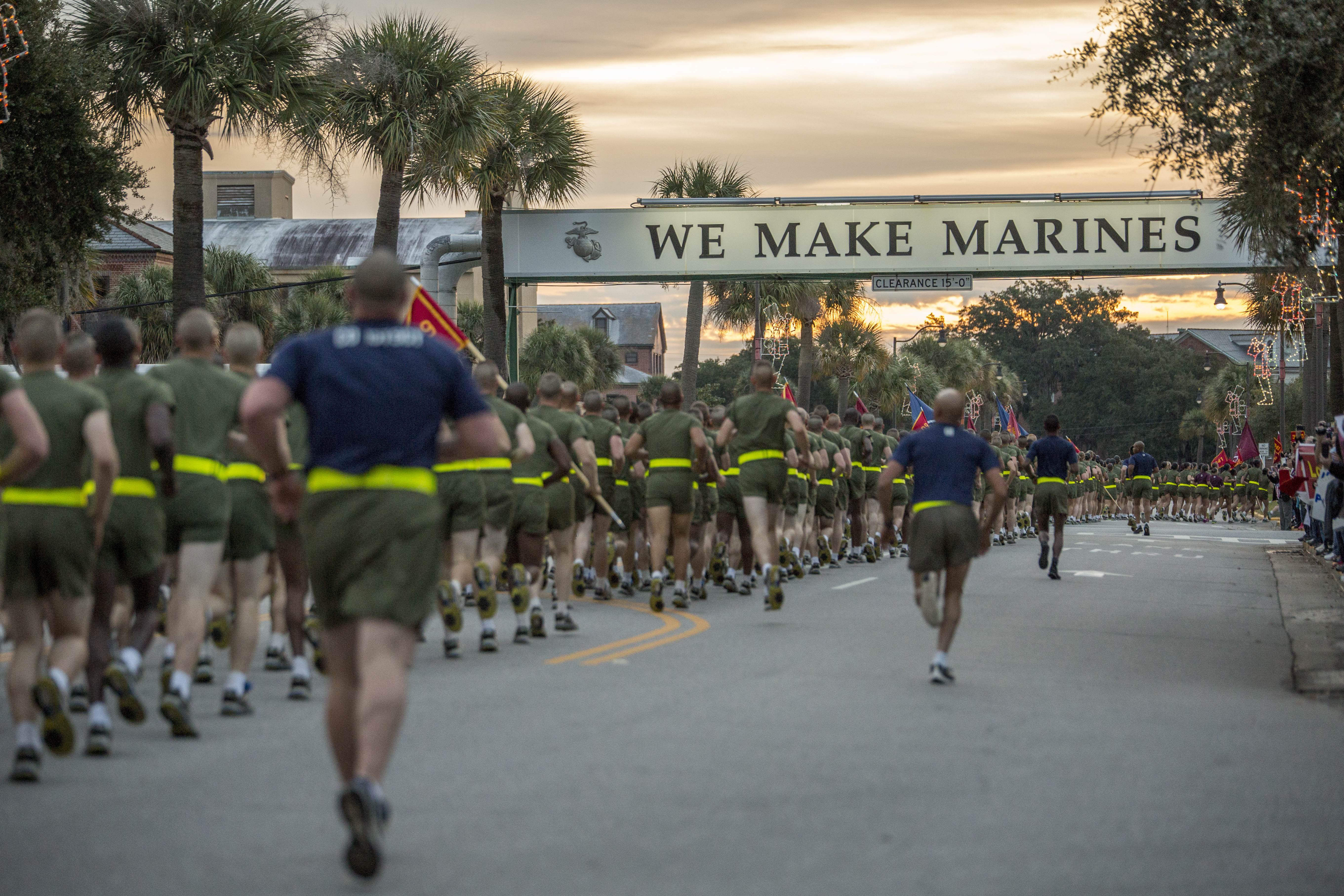 Convicted Parris Island drill instructor to be reduced in rank, reprimanded