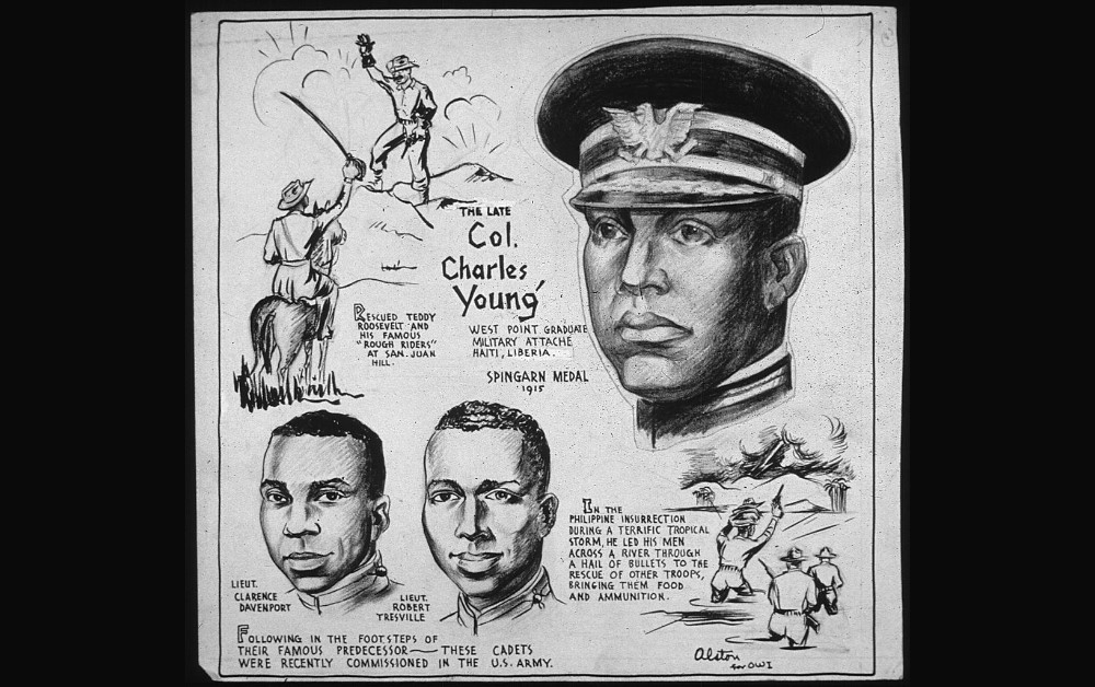 Charles Young: The Army's first black colonel