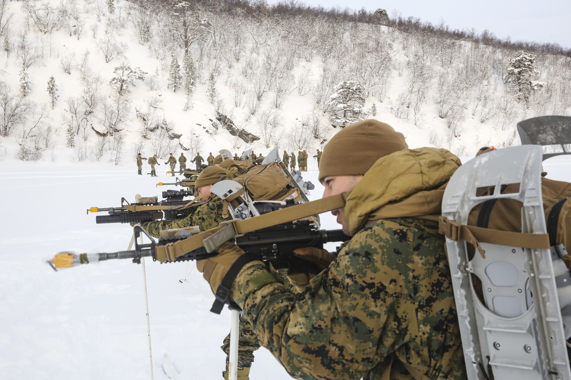 New cold weather gear coming for Marines