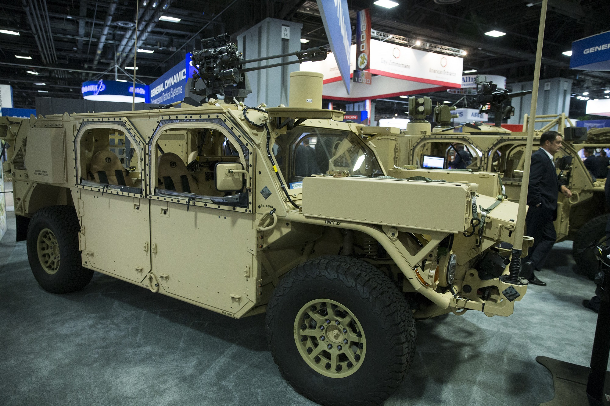 US Army plans light vehicle RFP in 2018 as industry ...