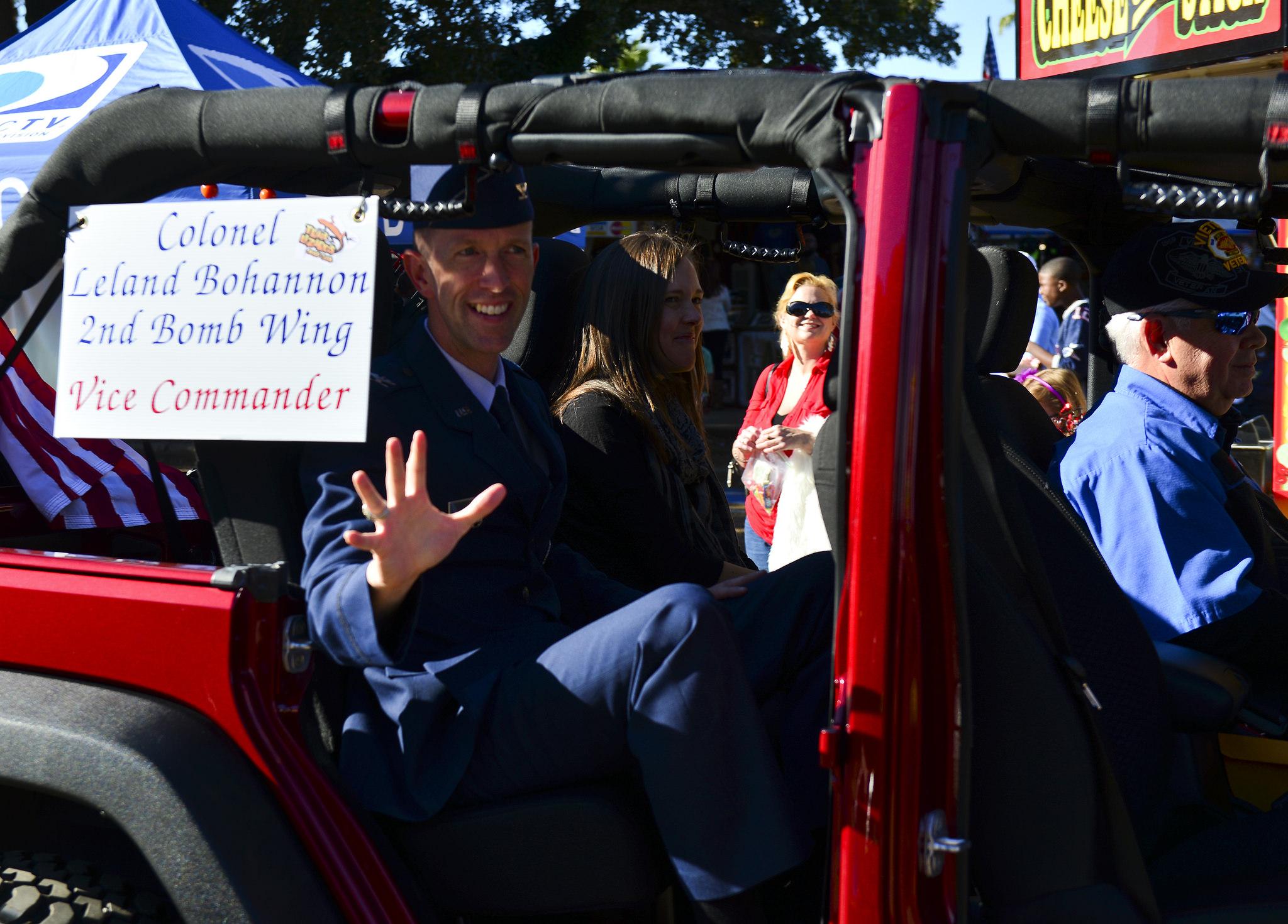 Republican senators support disciplined Air Force colonel