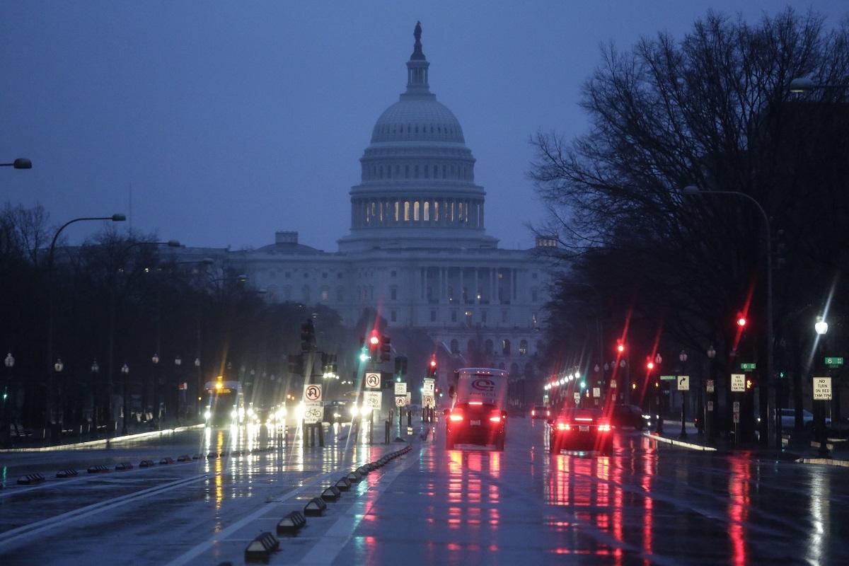 The Capitol shown on Jan. 24, 2019. (J. Scott Applewhite/AP)