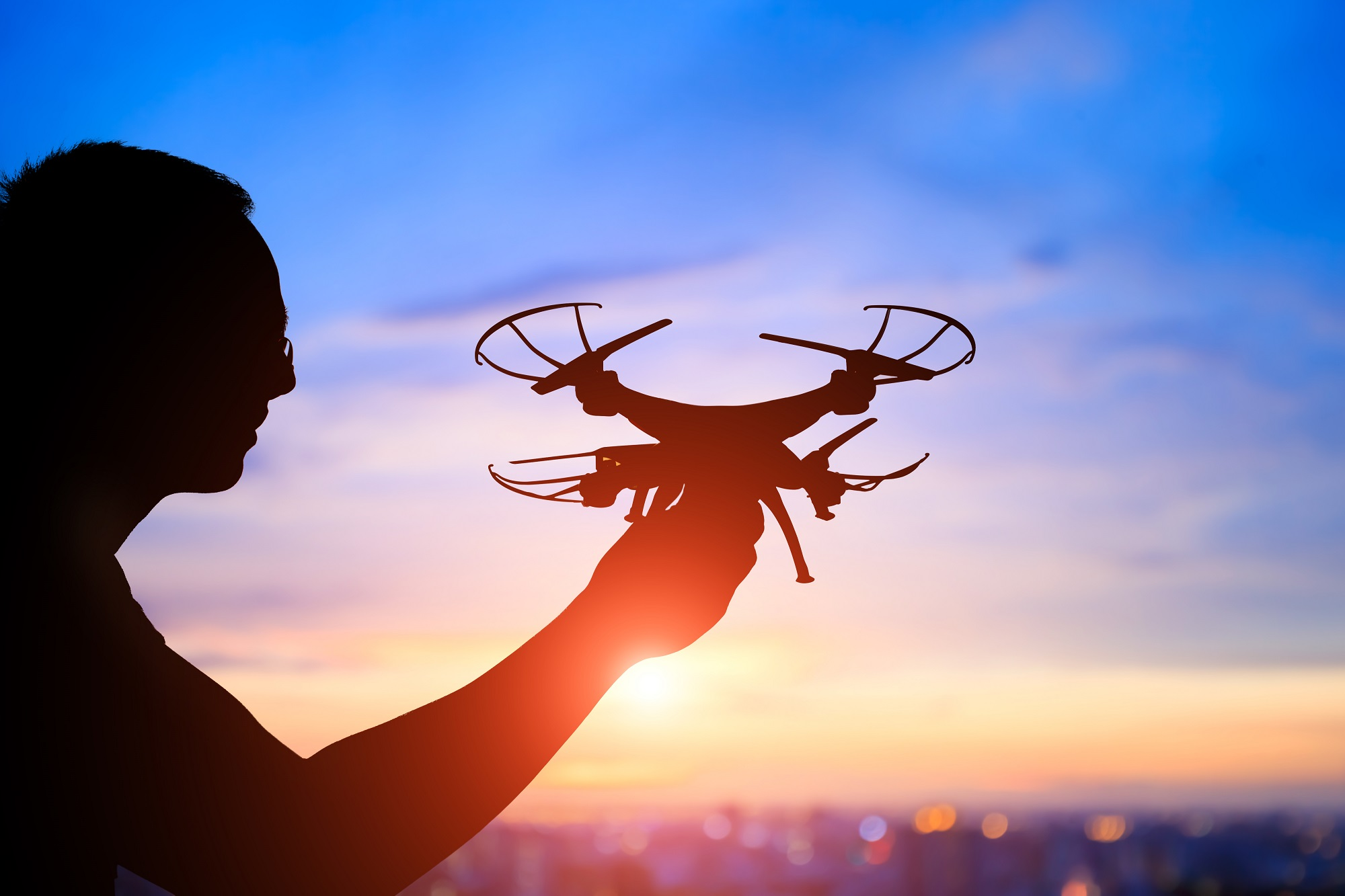 The new company, Korea Aviation Technologies, will develop drones with vertical takeoff and landing capabilities. (RyanKing999/Getty Images)