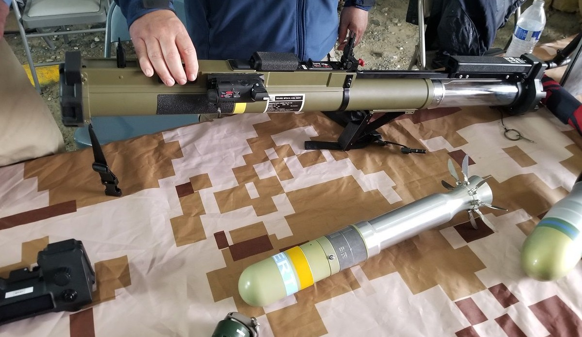 Vietnam-era rocket launcher may get a new lease on life as Corps ponders a deadlier M-72