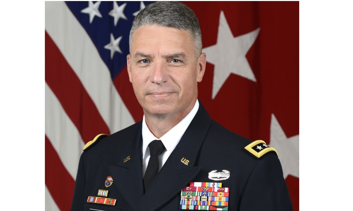 Here's President Trump's pick for the next Army vice chief