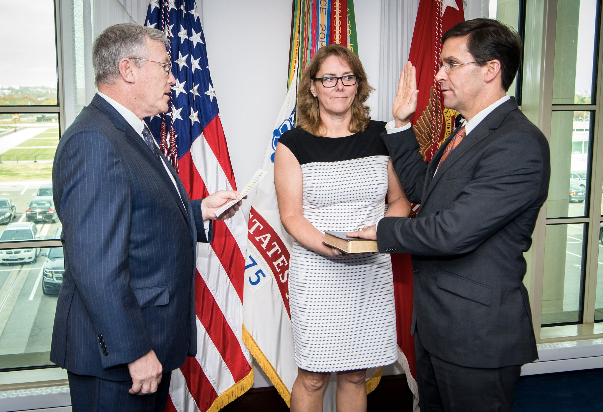 New in 2018: Army secretary lays out his priorities
