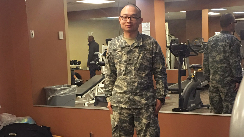 Immigrant PhD candidate rocked by sudden US Army discharge