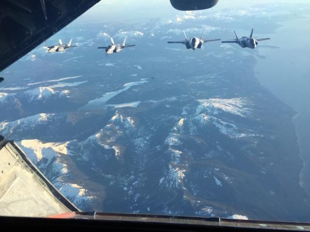 First F-35B Squadron Moves to Japan