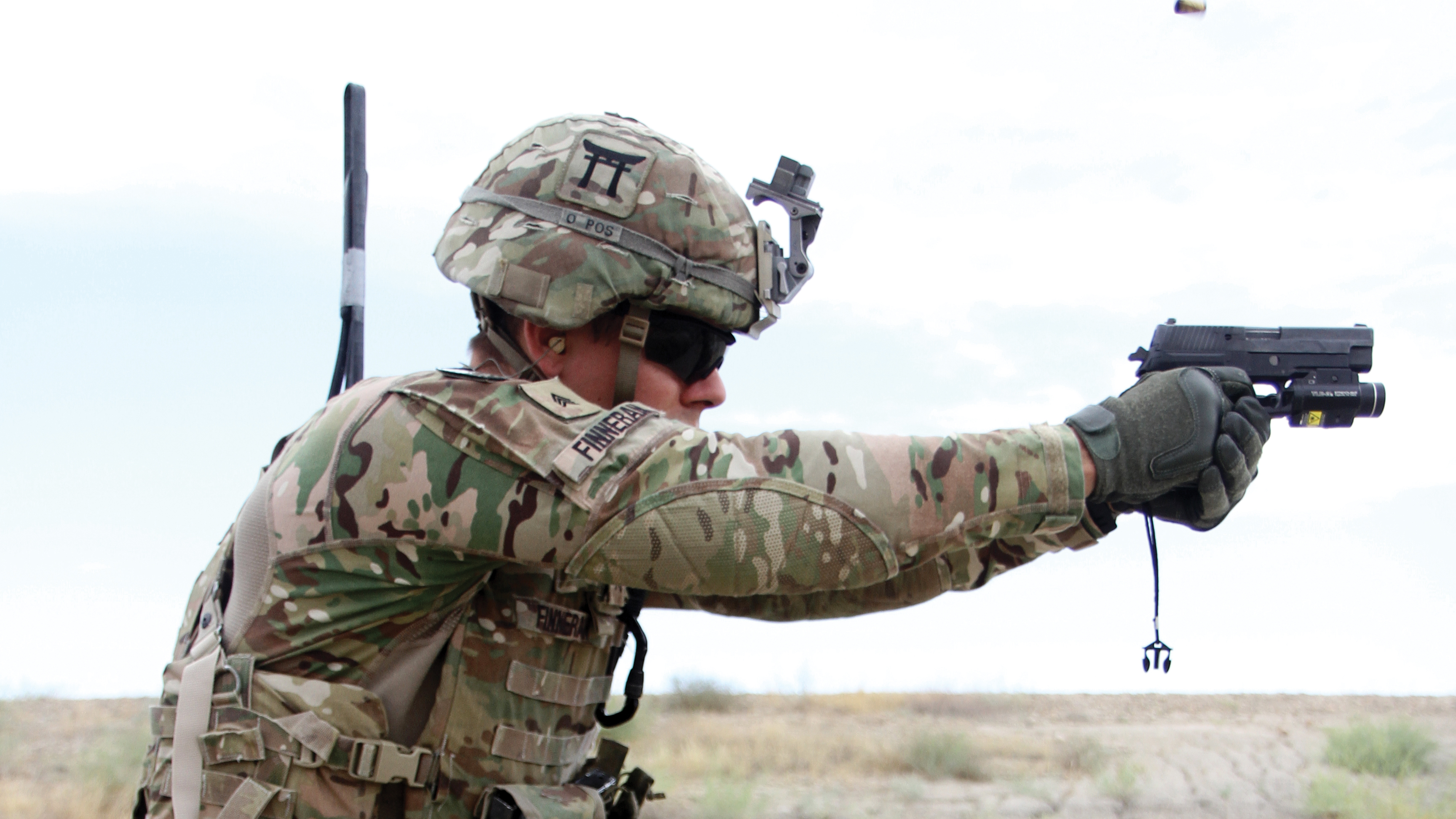 11 things you need to know about the Army's new handgun