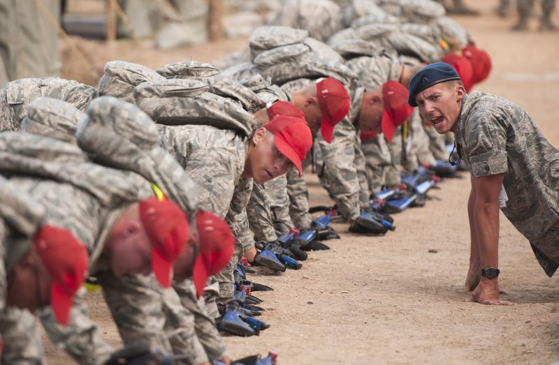 By Photo Congress || Exercise For Air Force Basic Training