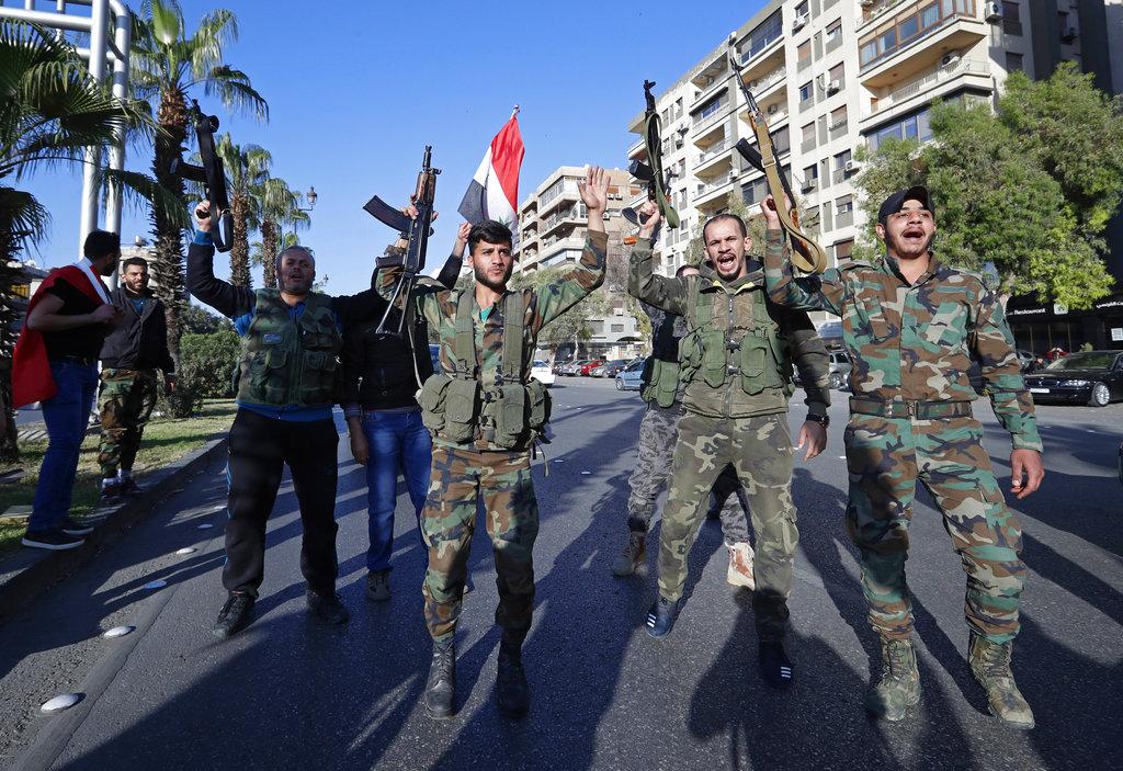 Western airstrikes unlikely to impact Assad's war machine