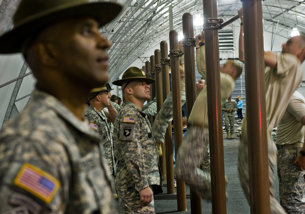 CSM: The Army wants to put drill sergeants back in AIT in 2019