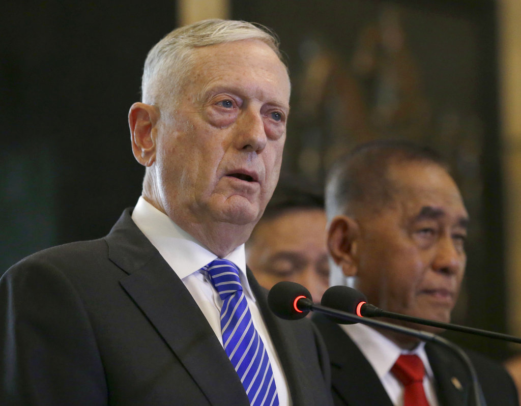 US says Turk offensive in Syria is disruptive