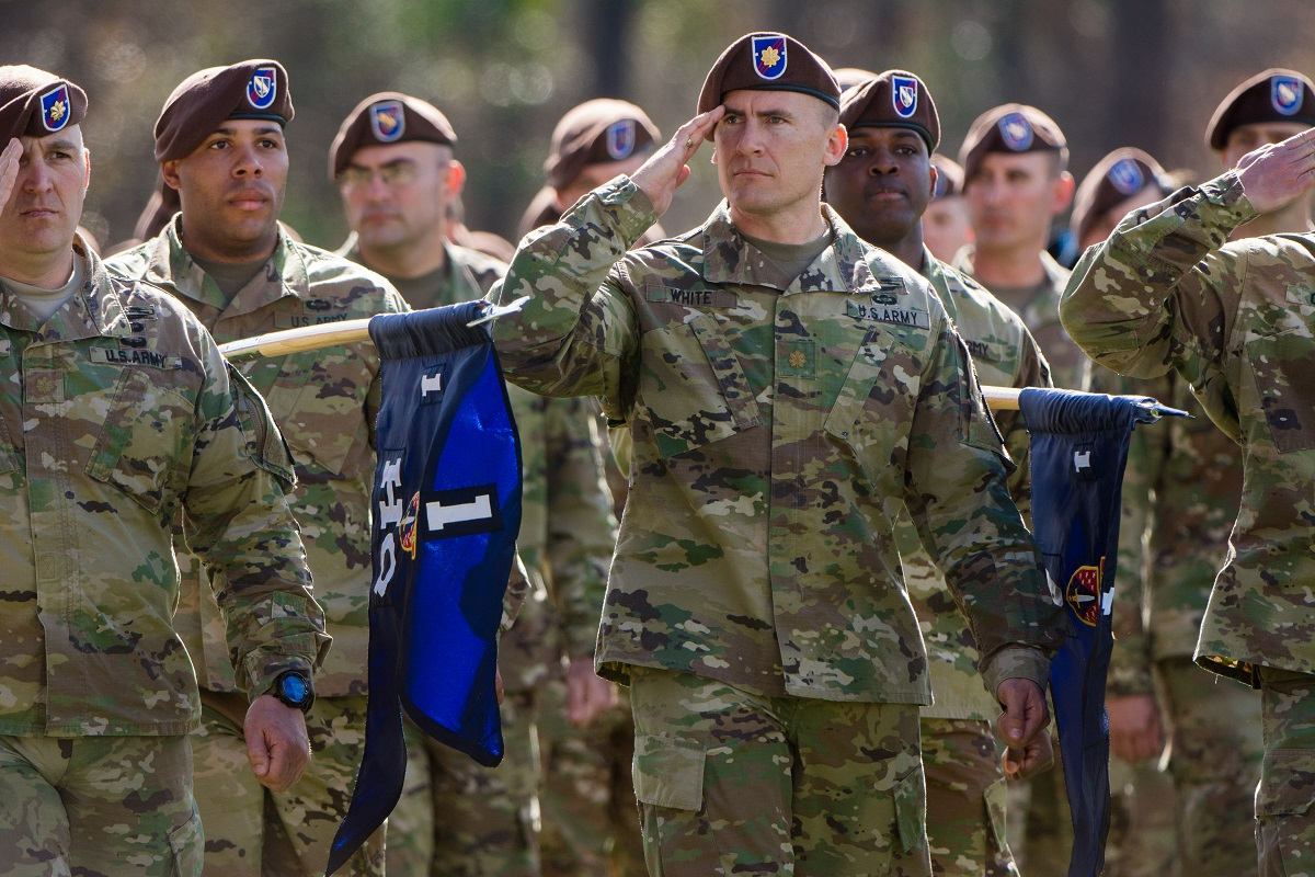 Amid beret backlash, the Army's SFAB soldiers focus on training, deployment