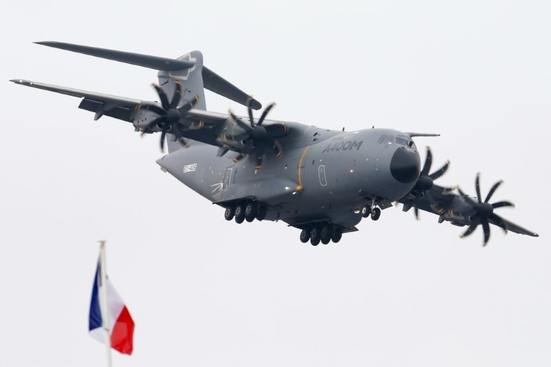 France meets A400M milestone early