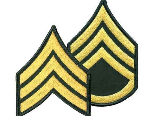 Junior enlisted promotions to sergeant, staff sergeant for April are out