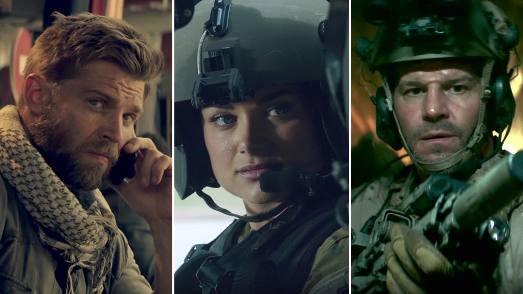 Poll: 3 new special operations dramas set for network TV this fall. Which looks the best?