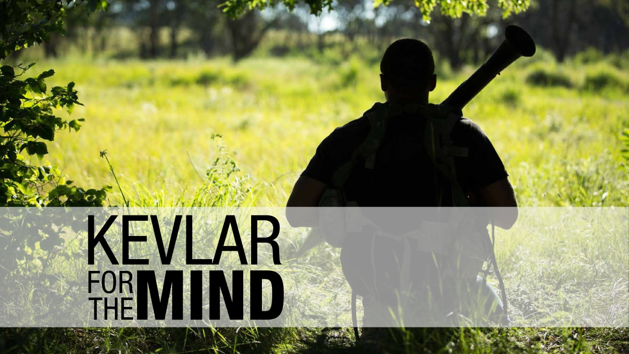 Kevlar for the Mind: 4 tips to fight back when anxiety attacks