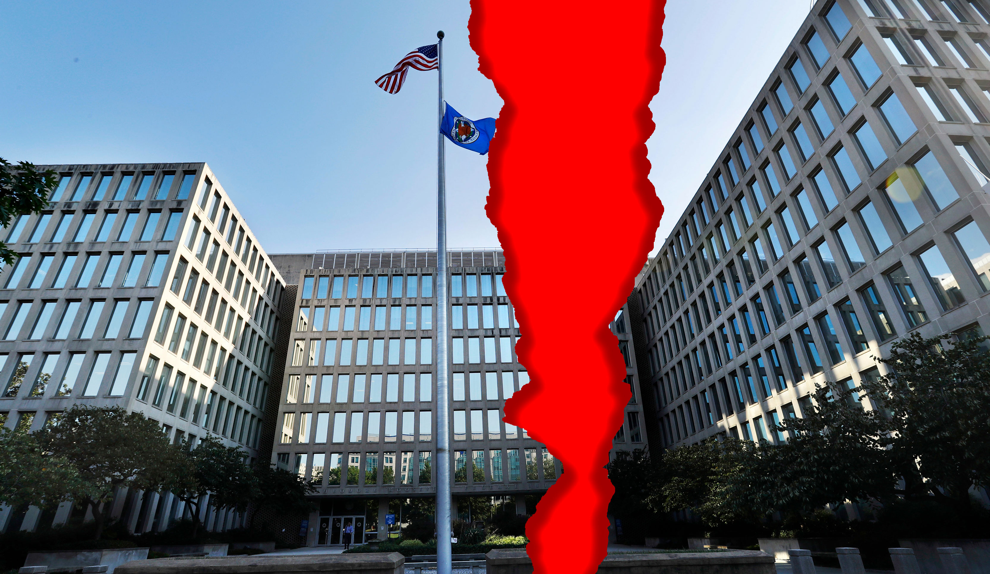 Members of the House Oversight and Reform Committee want the chance to interview agency officials to get the details of a plan to break up the Office of Personnel Management. (Jacquelyn Martin/AP; Illustration by Phillip Kightlinger/Staff)