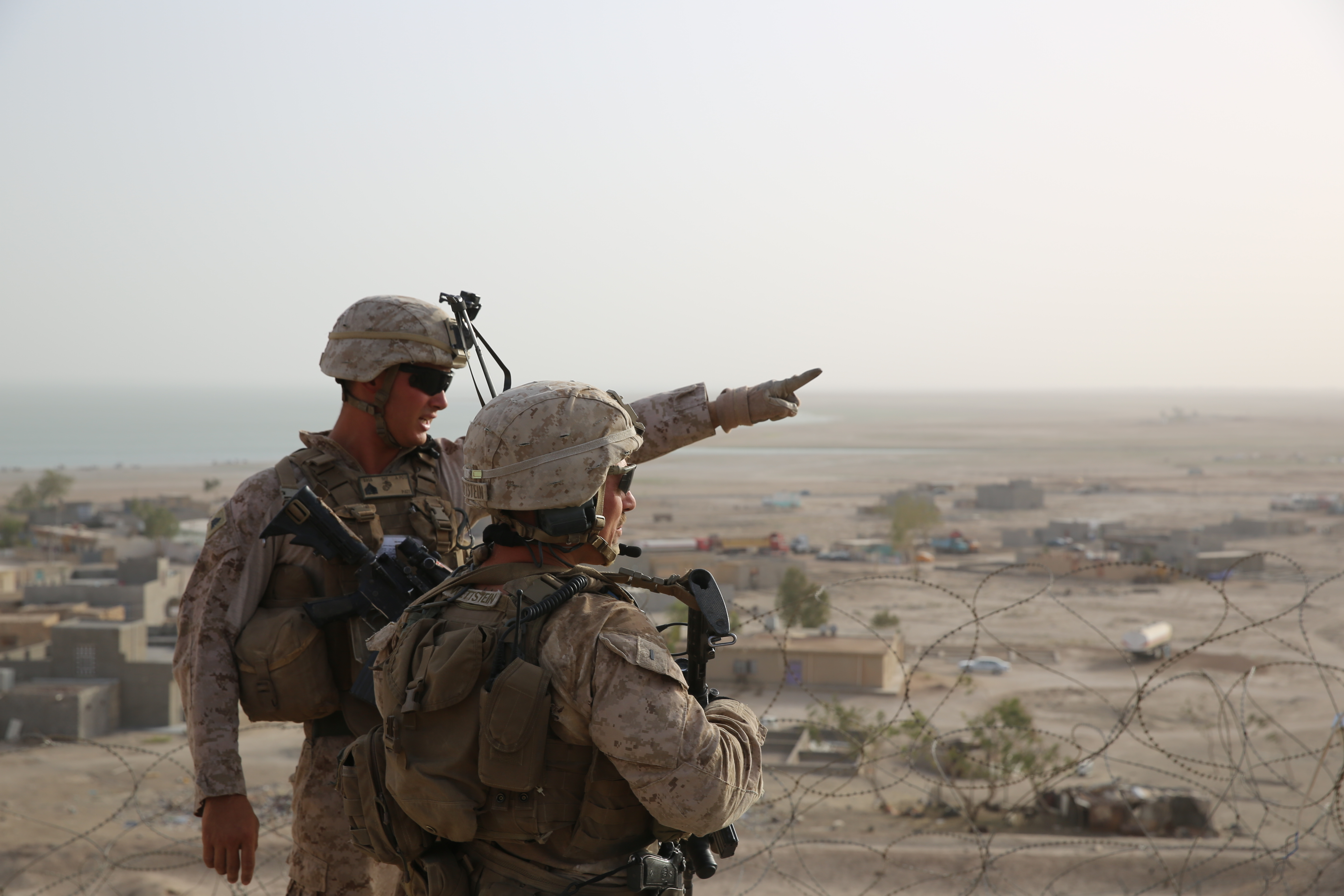 No need for more U.S. troops in Iraq, Pentagon says