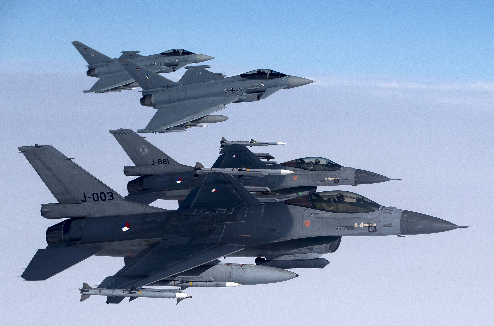 Bulgaria backpedals on Saab Gripen purchase, considers F-16 and Eurofighter