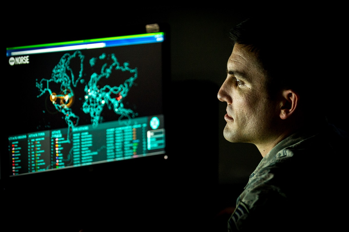 Air Force to shift cyber authority