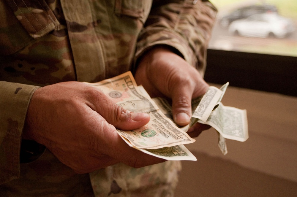 2018 military pay raise is the biggest in eight years, but how generous is it?