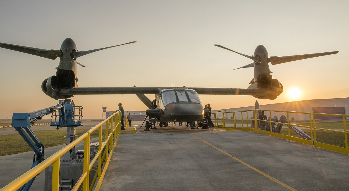 Future Vertical Lift poised to get Army out of the acquisition dark ages