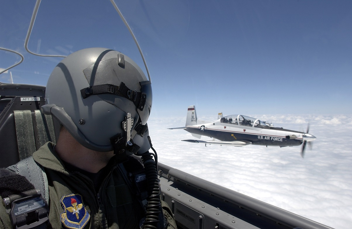 T-6 hypoxia fix on the way, but grounding hurt pilot training pipeline