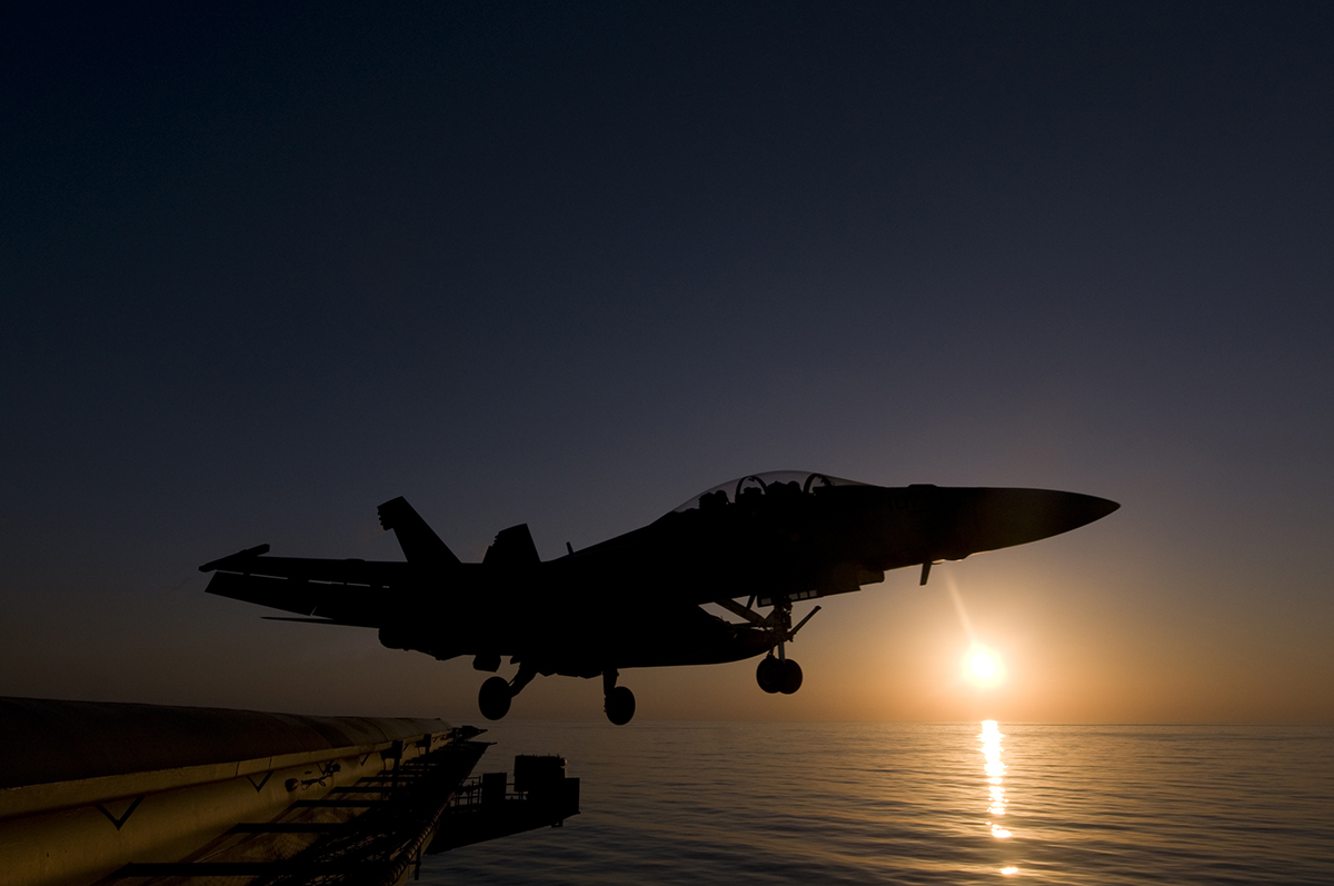 Navy's spike in aviation mishaps is the military's worst, up 82 percent