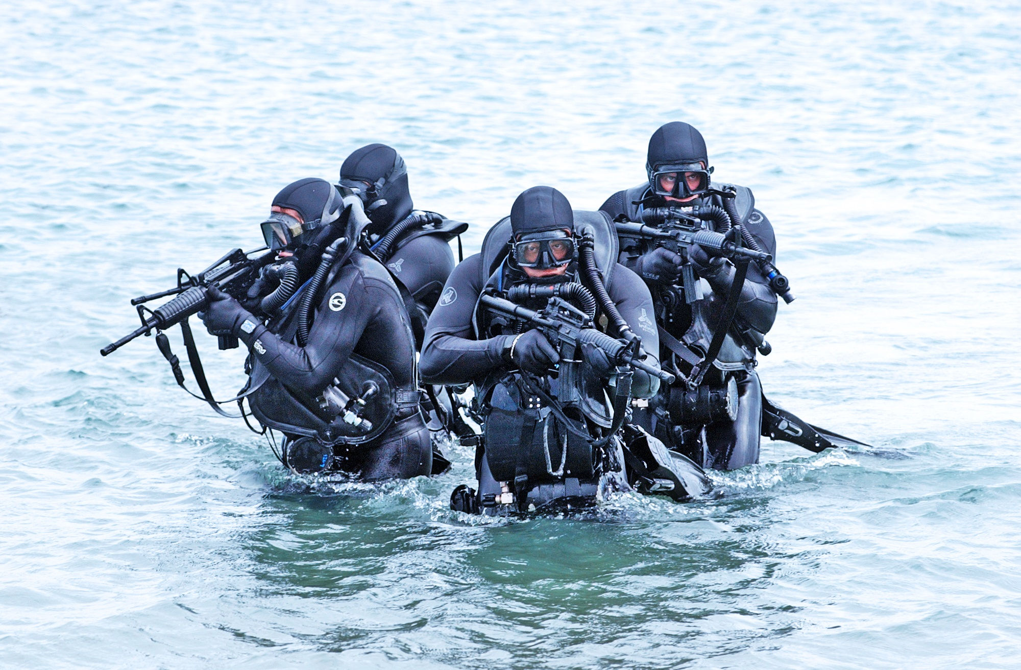 Navy SEALs set to open to women, top admiral says